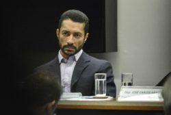 Fernando Baiano durante comissão de Ética na Câmara