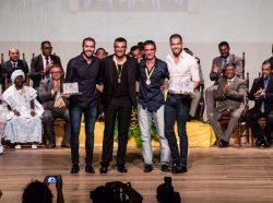 Rafa Marques, Walmar Paim, Junior Figueiredo e Pipo Marques - Foto Jardel Souza
