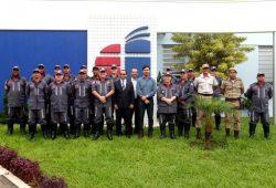 Corpo de Bombeiros Inaugura Preposto em Cachoeira Foto: Elói Corrêa/GOVBA